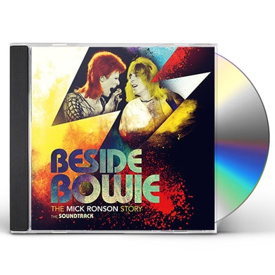 BESIDE BOWIE: THE MICK RONSON STORY / VARIOUS CD
