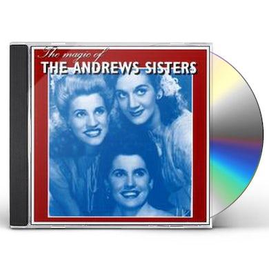 Andrews Sisters MAGIC OF CD