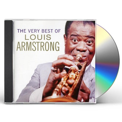 Louis Armstrong VERY BEST OF LOUIS CD