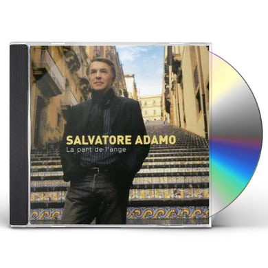 Salvatore Adamo PART DE L'ANGE CD