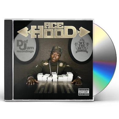 DJ KHALED PRESENTS ACE HOOD GUTTA CD