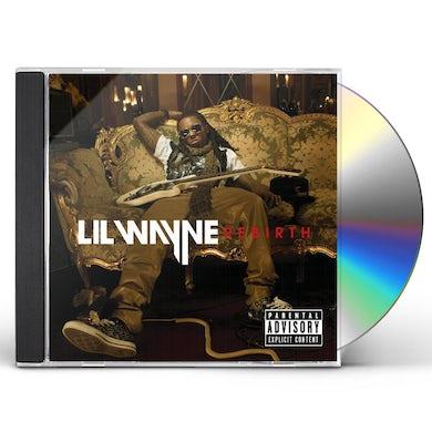 Lil Wayne REBIRTH CD