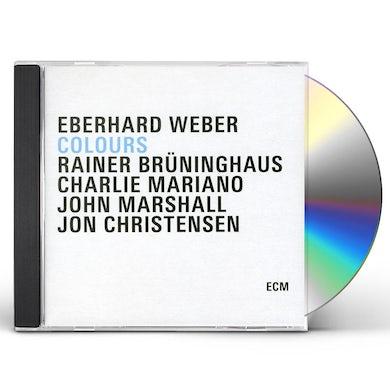 Eberhard Weber COLOURS CD