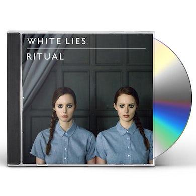 White Lies RITUAL CD