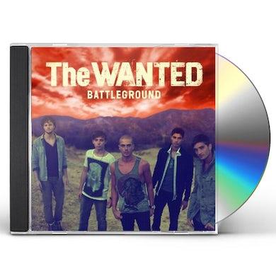 Wanted BATTLEGROUND CD