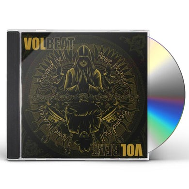 Volbeat BEYOND HELL / ABOVE HEAVEN CD
