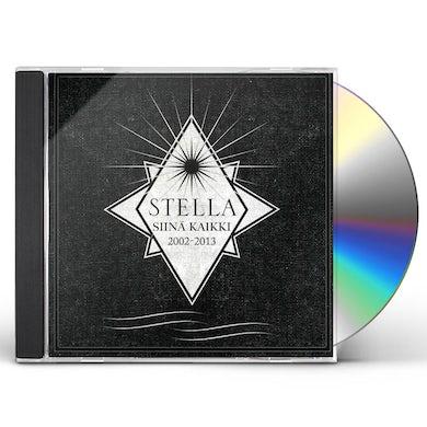 STELLA SIINA KAIKKI 2002-2013 CD