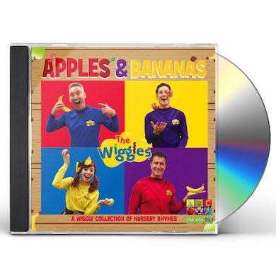 Wiggles APPLES & BANANAS CD