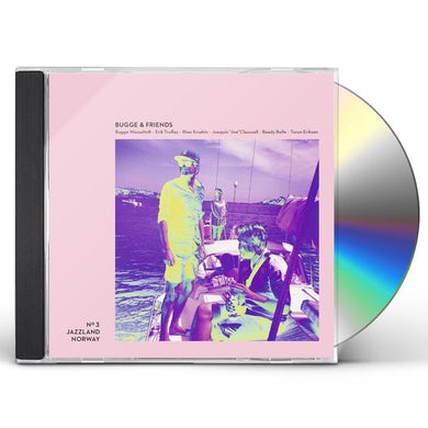 Bugge Wesseltoft BUGGE & FRIENDS CD