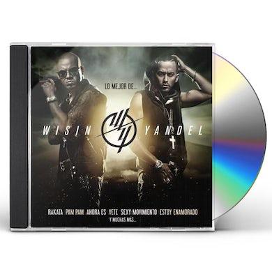 Wisin & Yandel LO MEJOR DE CD