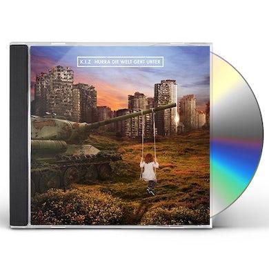 K.I.Z. HURRA DIE WELT GEHT UN CD