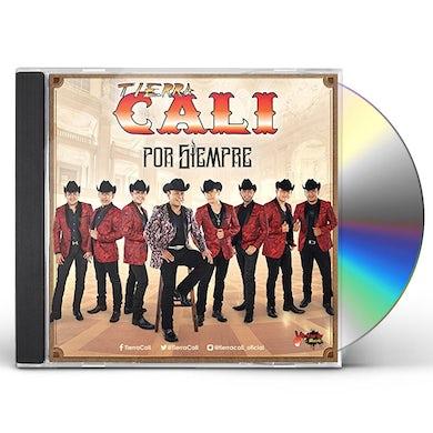 Tierra Cali POR SIEMPRE CD