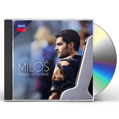 Milos Karadaglic Sound Of Silence CD