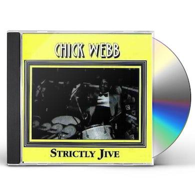 Chick Webb STRICTLY JIVE CD