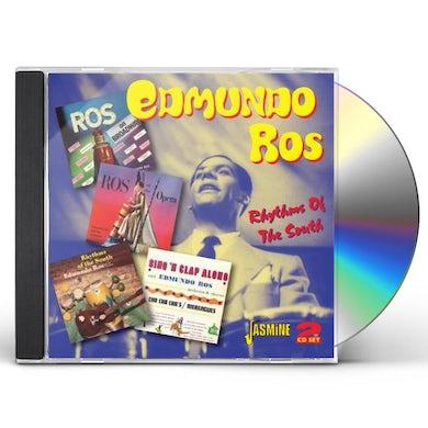 Edmundo Ros RHYTHMS OF THE SOUTH CD