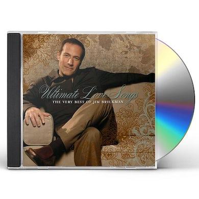 Jim Brickman ULTIMATE LOVE SONGS: THE VERY BEST OF (BN) CD