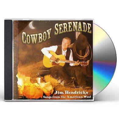 Jim Hendricks COWBOY SERENADE CD