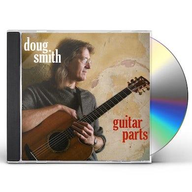 Doug Smith GUITAR PARTS CD