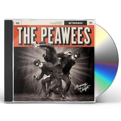 Peawees MOVING TARGET CD