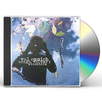 SONGS: WOODSTOCK 1 CD
