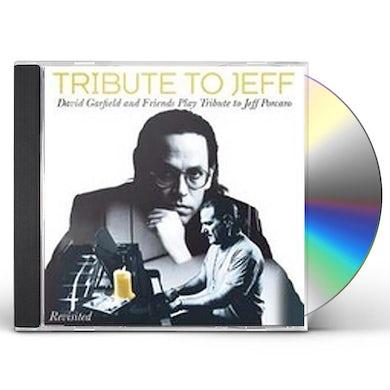 David Garfield TRIBUTE TO JEFF REVISITED CD