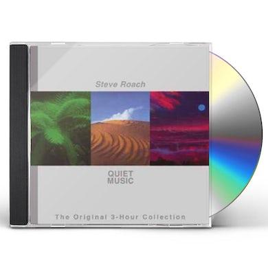 Steve Roach / Dirk Serries  Quiet Music: The Original 3-Hour Collection CD