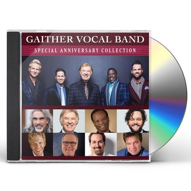 Gaither Vocal Band SPECIAL ANNIVERSARY COLLECTION CD