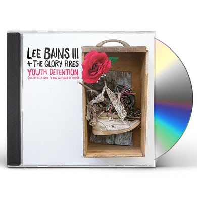 Lee Bains III & the Glory Fires YOUTH DETENTION CD