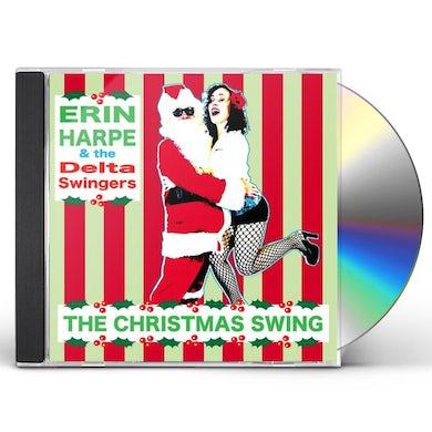 Erin Harpe & The Delta Swingers Christmas Swing CD