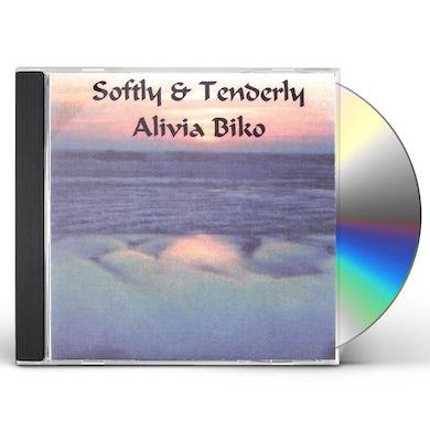 Alivia Biko SOFTLY & TENDERLY CD