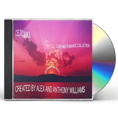 Alex Williams AROMATHERAPY CD