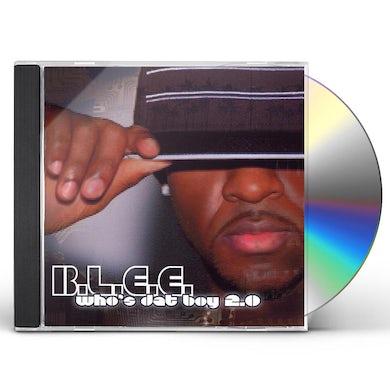 Blee WHO'S DAT BOY 2.0 CD