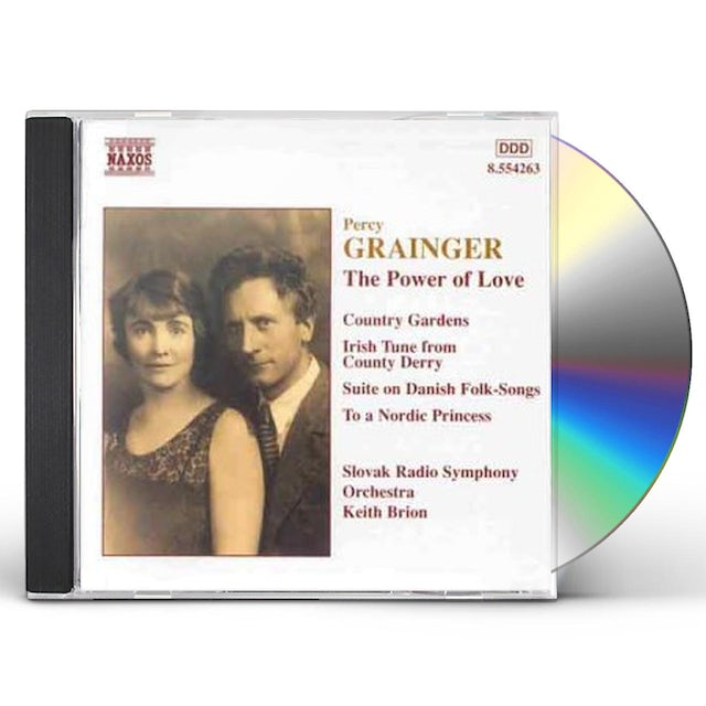 Grainger POWER OF LOVE CD