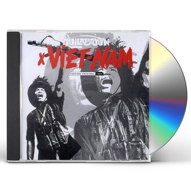 Quilapayun X-VIETNAM CD