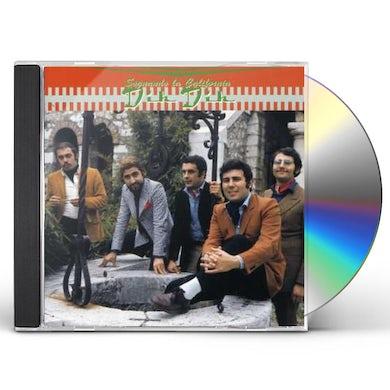 Dik Dik SOGNANDO LA CALIFORNIA CD