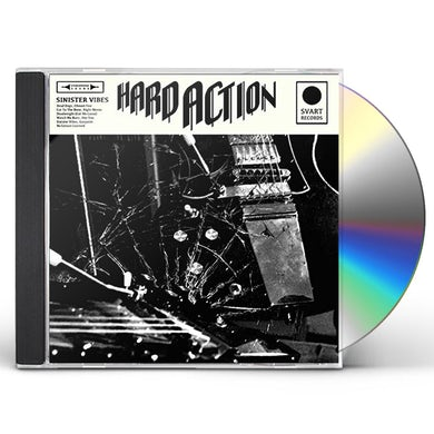 HARD ACTION SINISTER VIBES CD