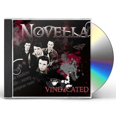 Novella VINDICATED CD
