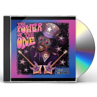 Bootsy Collins POWER OF THE ONE CD