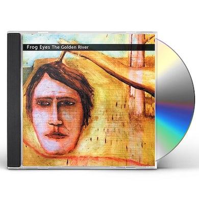 Frog Eyes GOLDEN RIVER CD