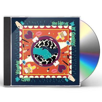 Samantha Crain YOU HAD ME AT GOODBYE CD