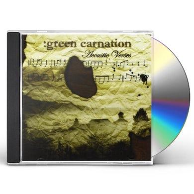 Green Carnation ACOUSTIC VERSES CD