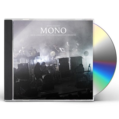 Mono BEYOND THE PAST LIVE IN LONDON WITH THE PLATINUM CD