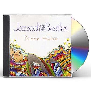 Steve Hulse JAZZED FOR THE BEATLES CD