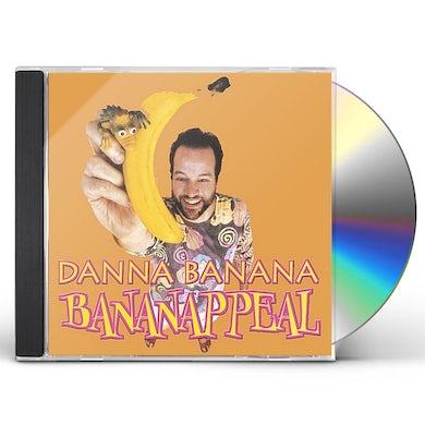 Danna Banana BANANAPPEAL CD