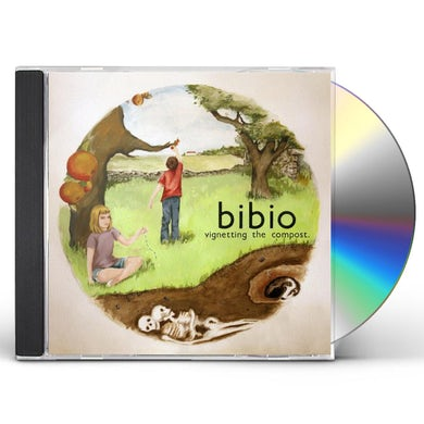 Bibio VIGNETTING THE COMPOST CD