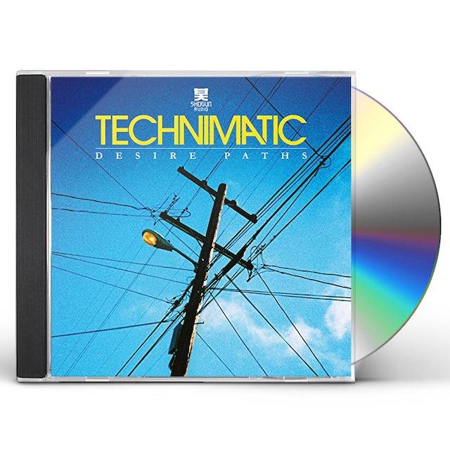 Technimatic DESIRE PATHS CD