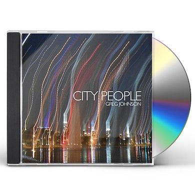 Greg Johnson CITY PEOPLE CD