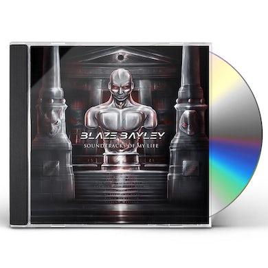 Blaze Bayley SOUNDTRACKS OF MY LIFE CD