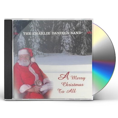 Charlie Daniels MERRY CHRISTMAS TO ALL CD