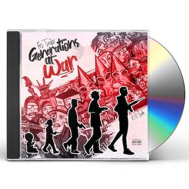 Fes Taylor GENERATIONS AT WAR CD